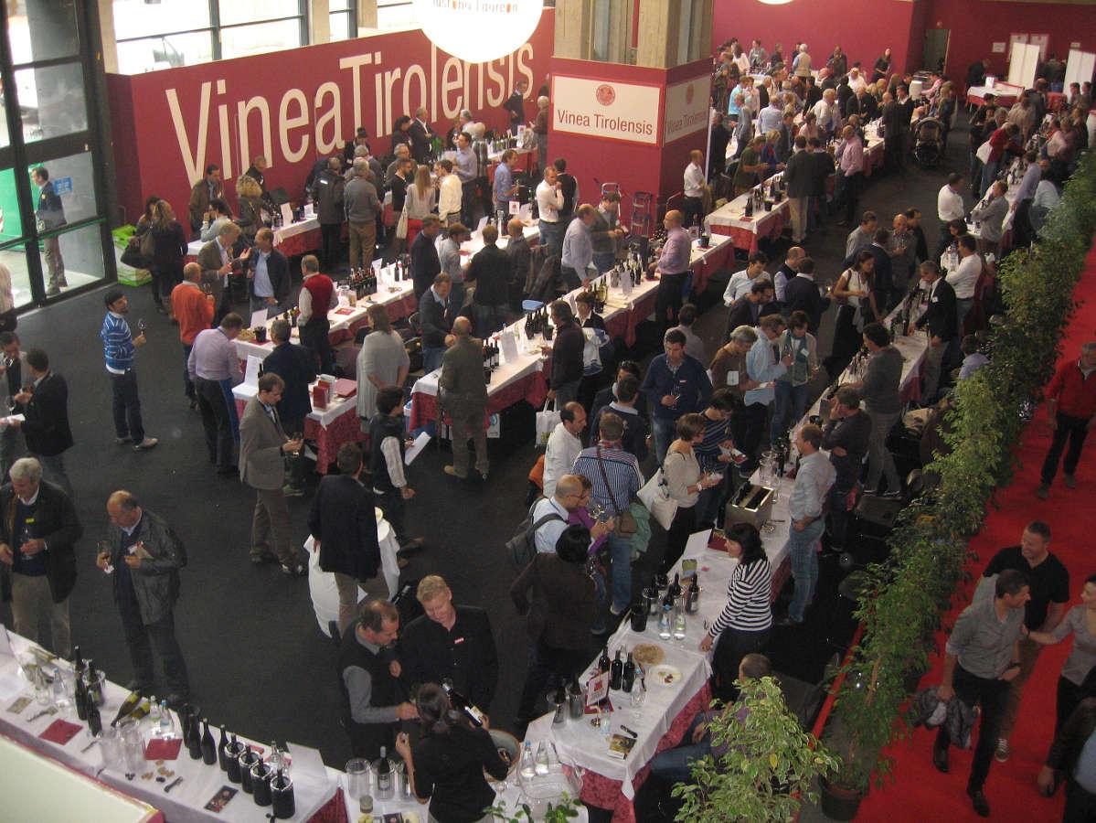 """Vinea Tirolensis"": 350 vini prodotti da 70 vignaioli indipendenti"