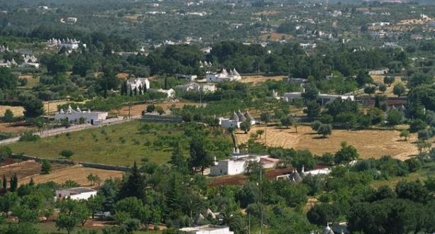 La Valle d'Itria ospita la Convention d'Autunno delle Città del Vino