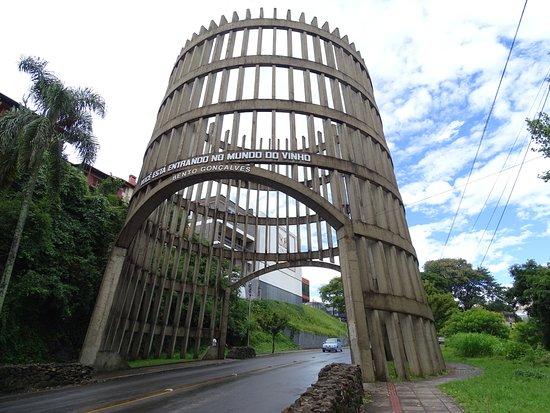 Il nostro benvenuto a Bento Gonçalves, nuova Città del Vino