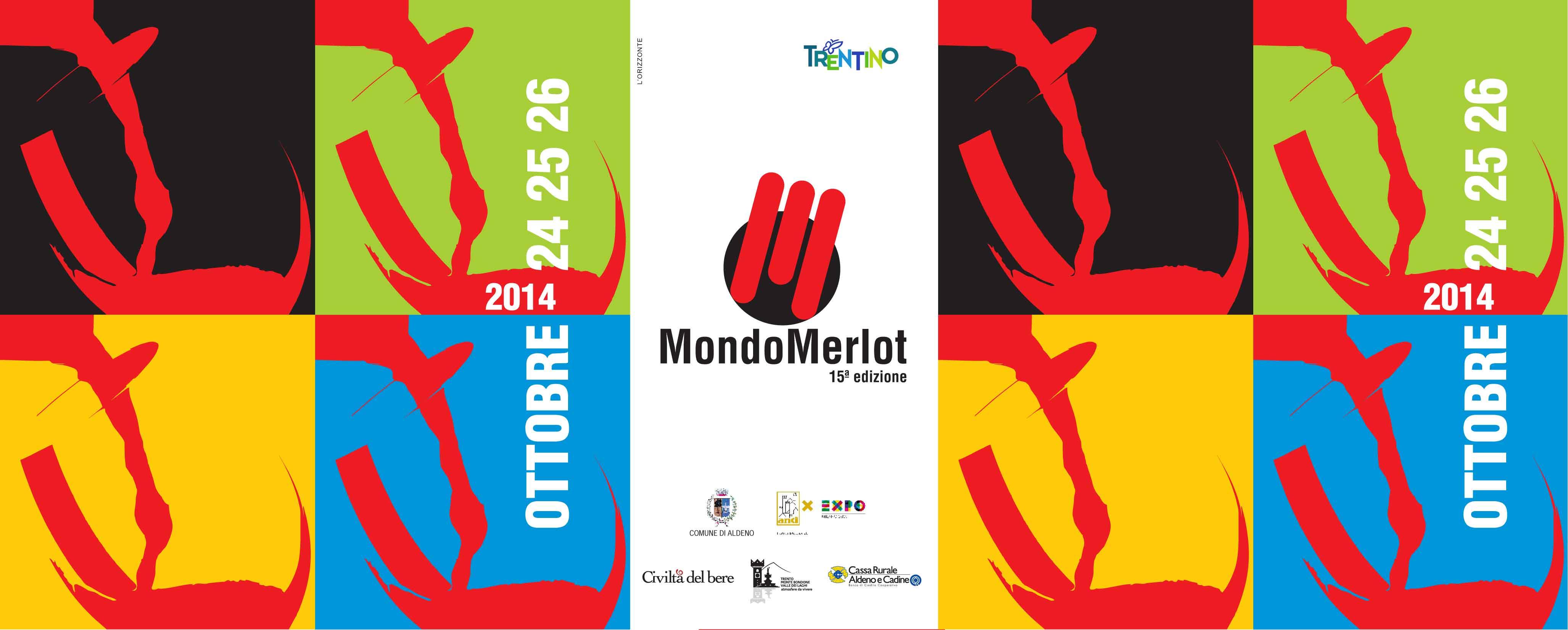 Aldeno, ecco MondoMerlot 2014