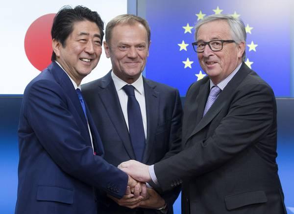 Accordo di Libero Scambio con il Giappone