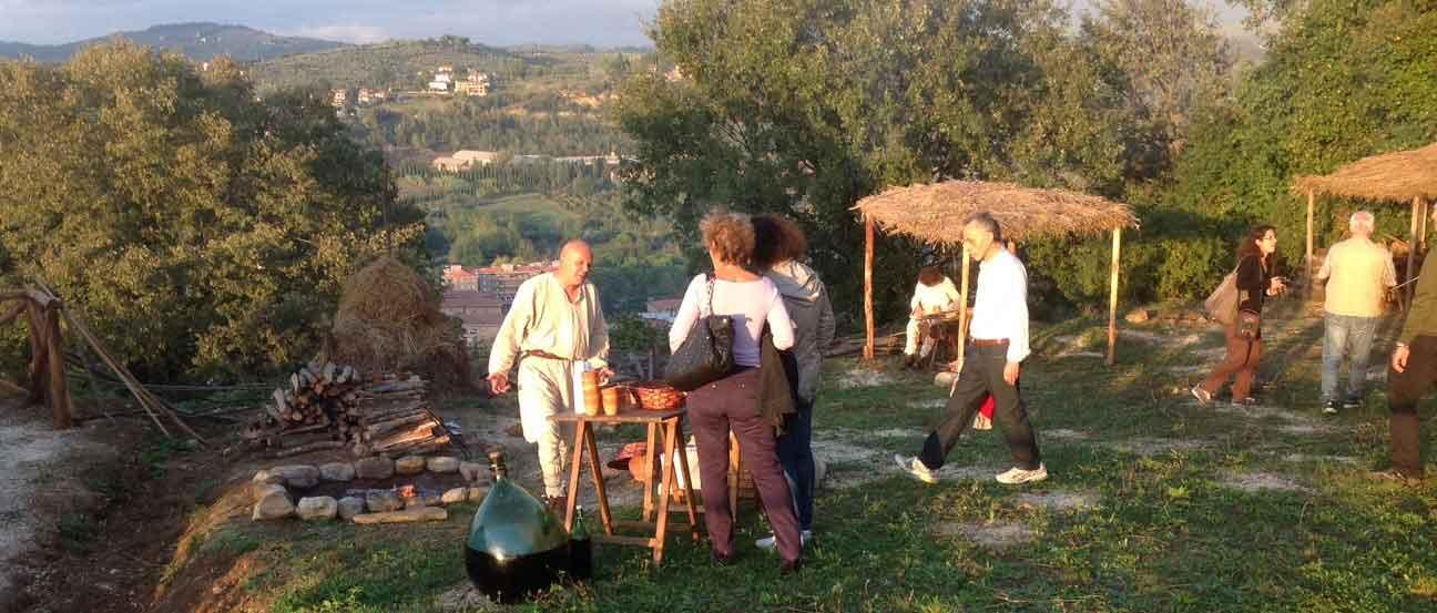Archeodromo, in Toscana il primo museo open air