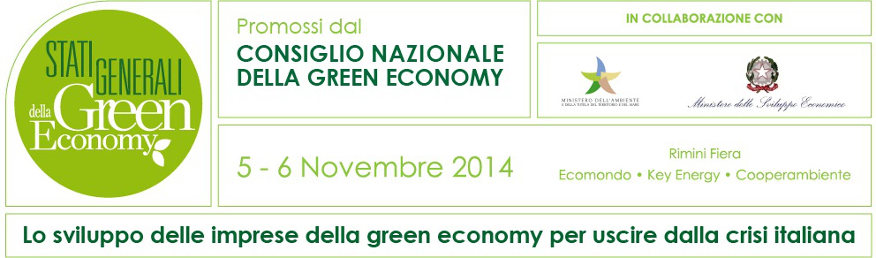 Terzo appuntamento a Rimini degli Stati Generali della Green Economy