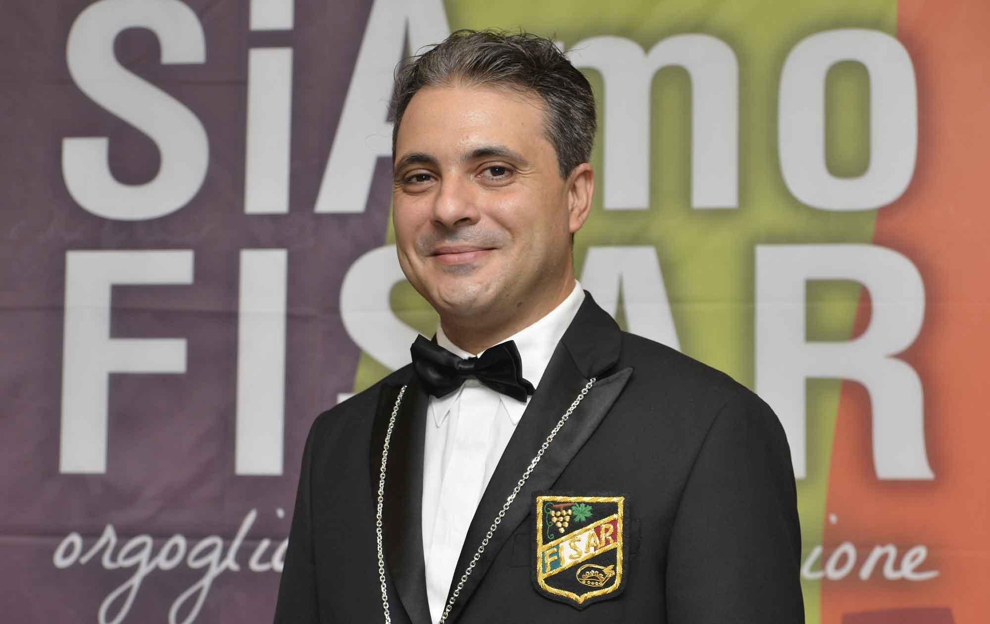 FISAR, Livio Del Chiaro Miglior Sommelier 2014
