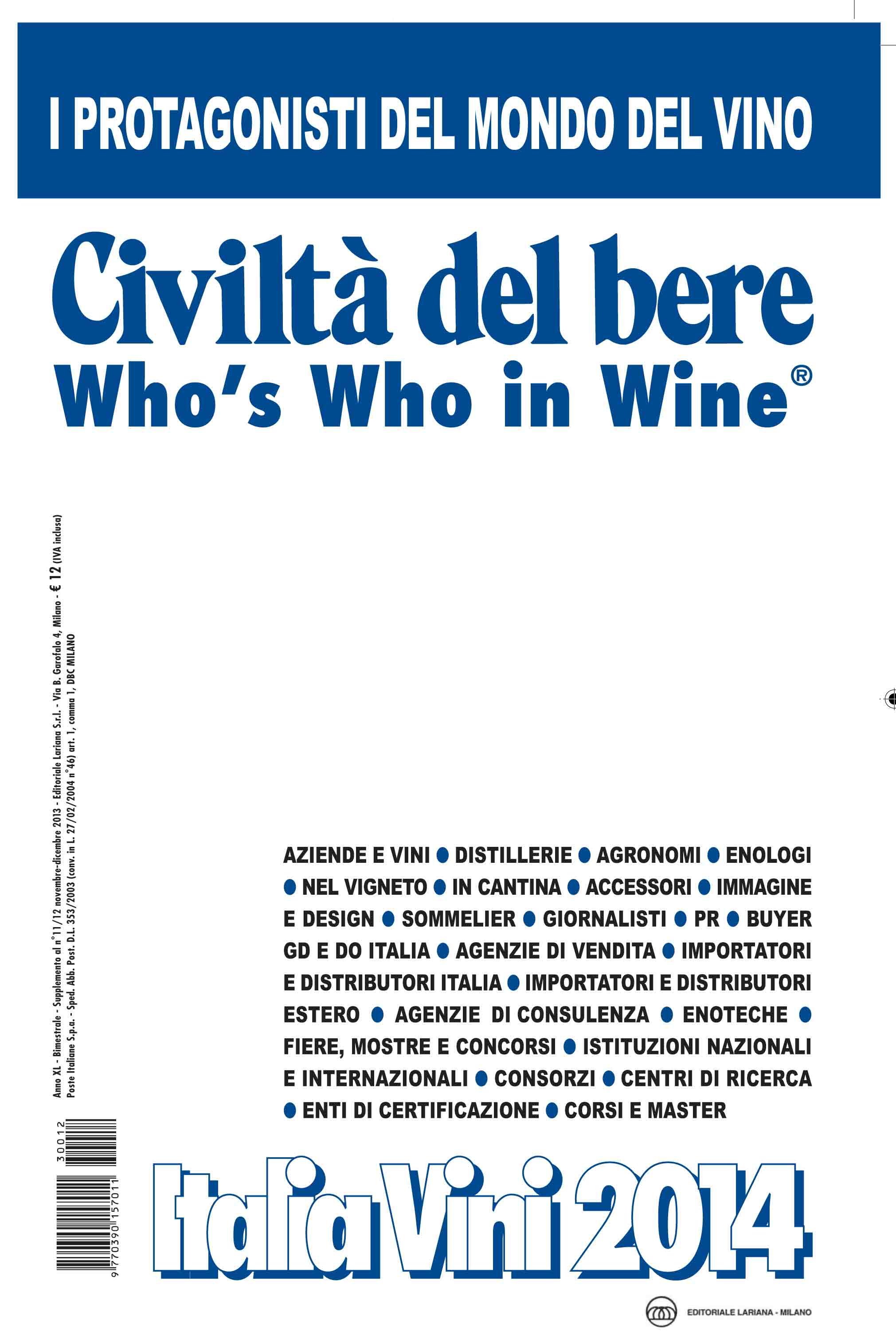 Chi è chi nel mondo del vino? Tutti i nomi (e cognomi) della filiera