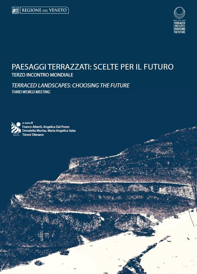 È online il nuovo libro sui Paesaggi Terrazzati