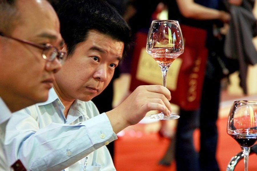 Italia quarto esportatore di vino in Cina