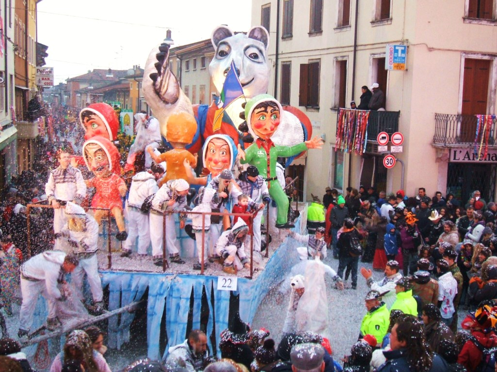 Carnevalon de l'Alpon a Monteforte