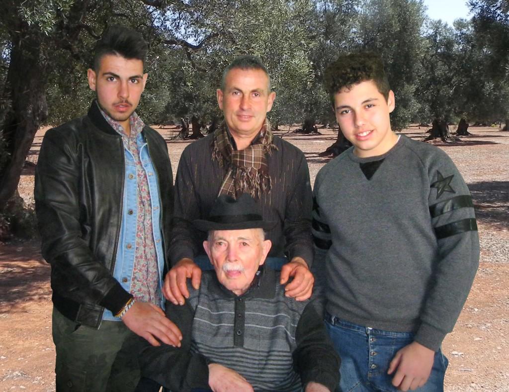 Un olio di famiglia