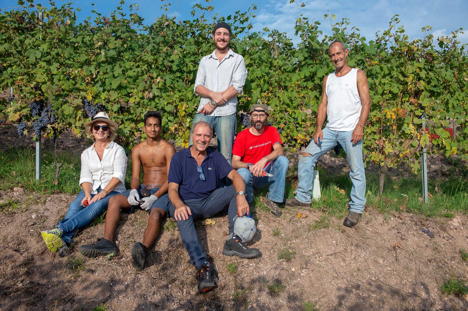 Storia, vinificazione naturale e ospitalità