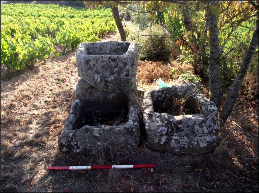 Arcivos: antichi impianti di produzione del vino