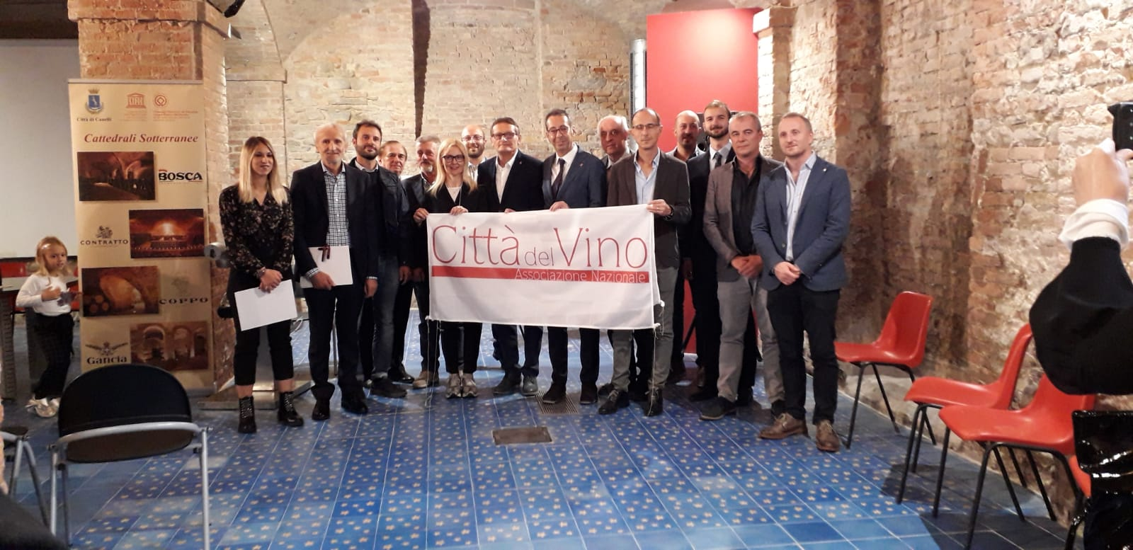 Canelli. Premiate le Aziende Piemontesi del Concorso enologico internazionale Città del Vino