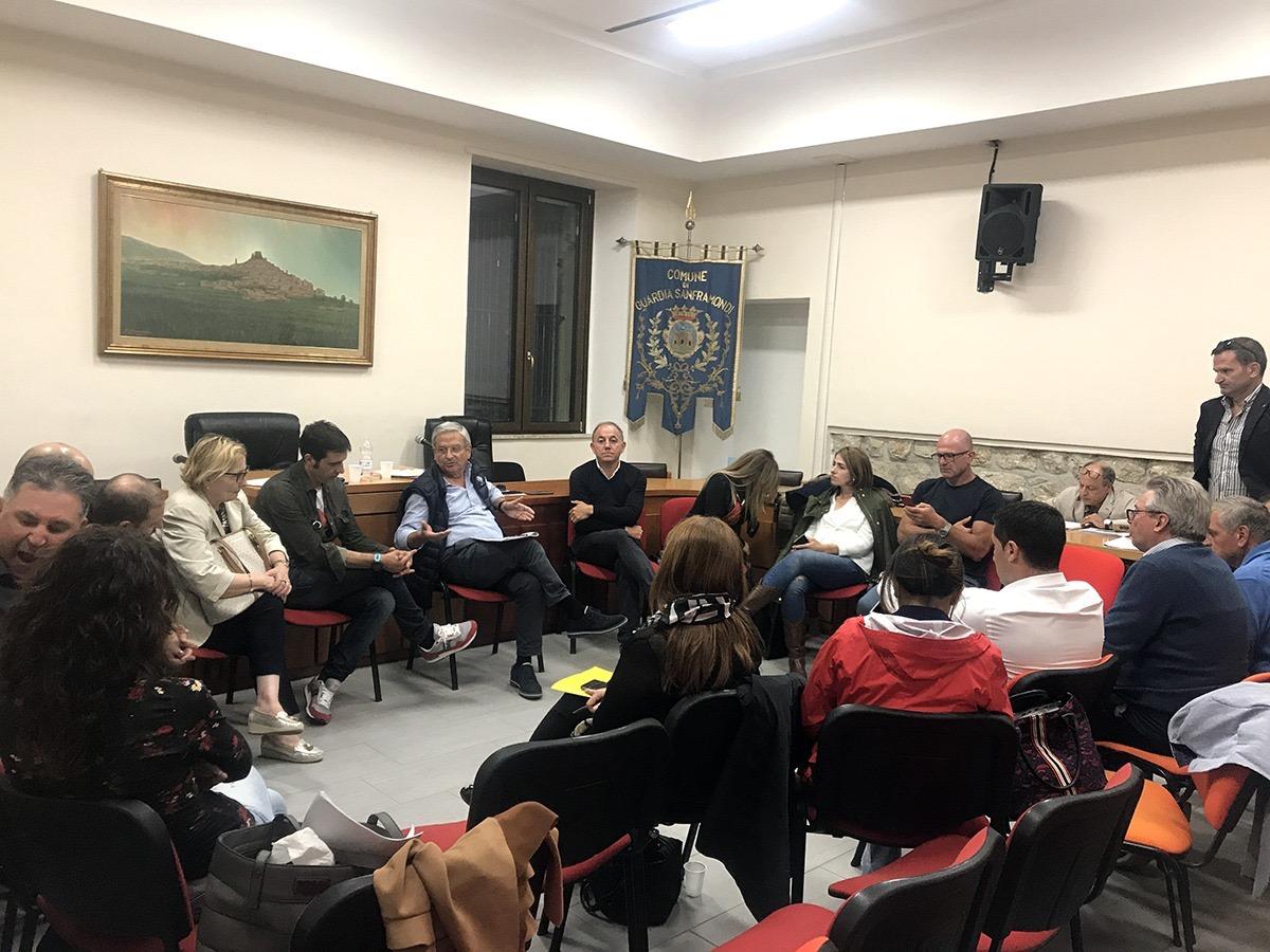 Sannio/Falanghina. Procedono gli appuntamenti per la discussione della bozza di regolamento Statuto di Polizia Rurale