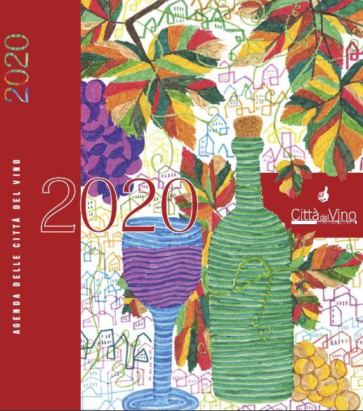 E' uscita l'Agenda Città del Vino 2020!