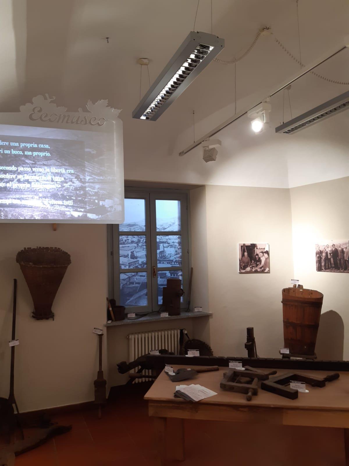 Inaugurato l'EcoMuseo di Gattinara