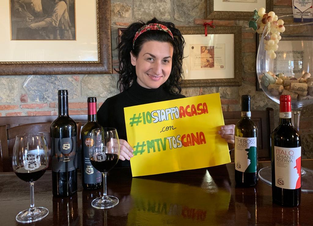 Iostappoacasa: MTV Toscana lancia una campagna per continuare a bere bene