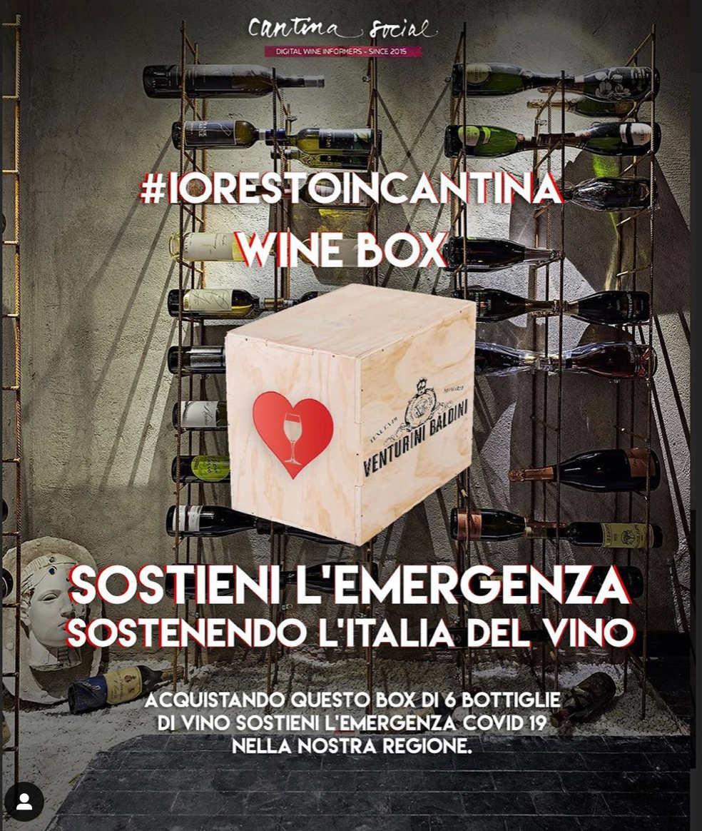 #IORESTOINCANTINA