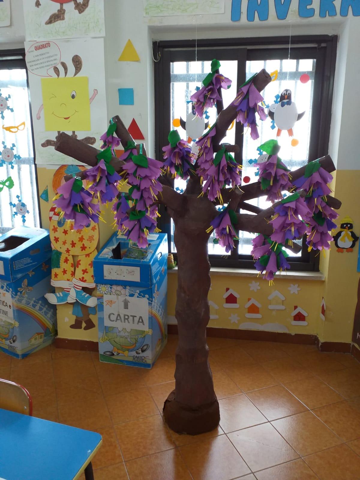 Il Circolo Viticoltori pianta alberi