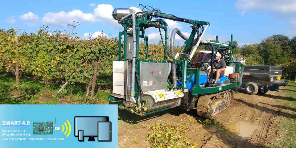Tecnologia applicata all'agricoltura