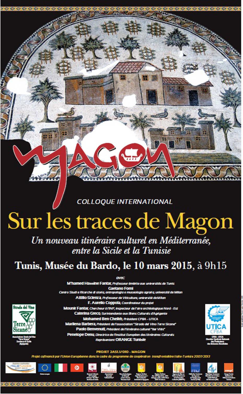 Sulle tracce di Magon per  promuovere le radici mediterranee della cultura del vino