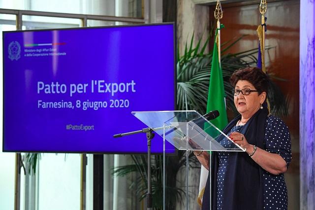 L'Italia fa bene. Patto per l'export strumento forte