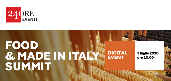 Food & Made in Italy Summit