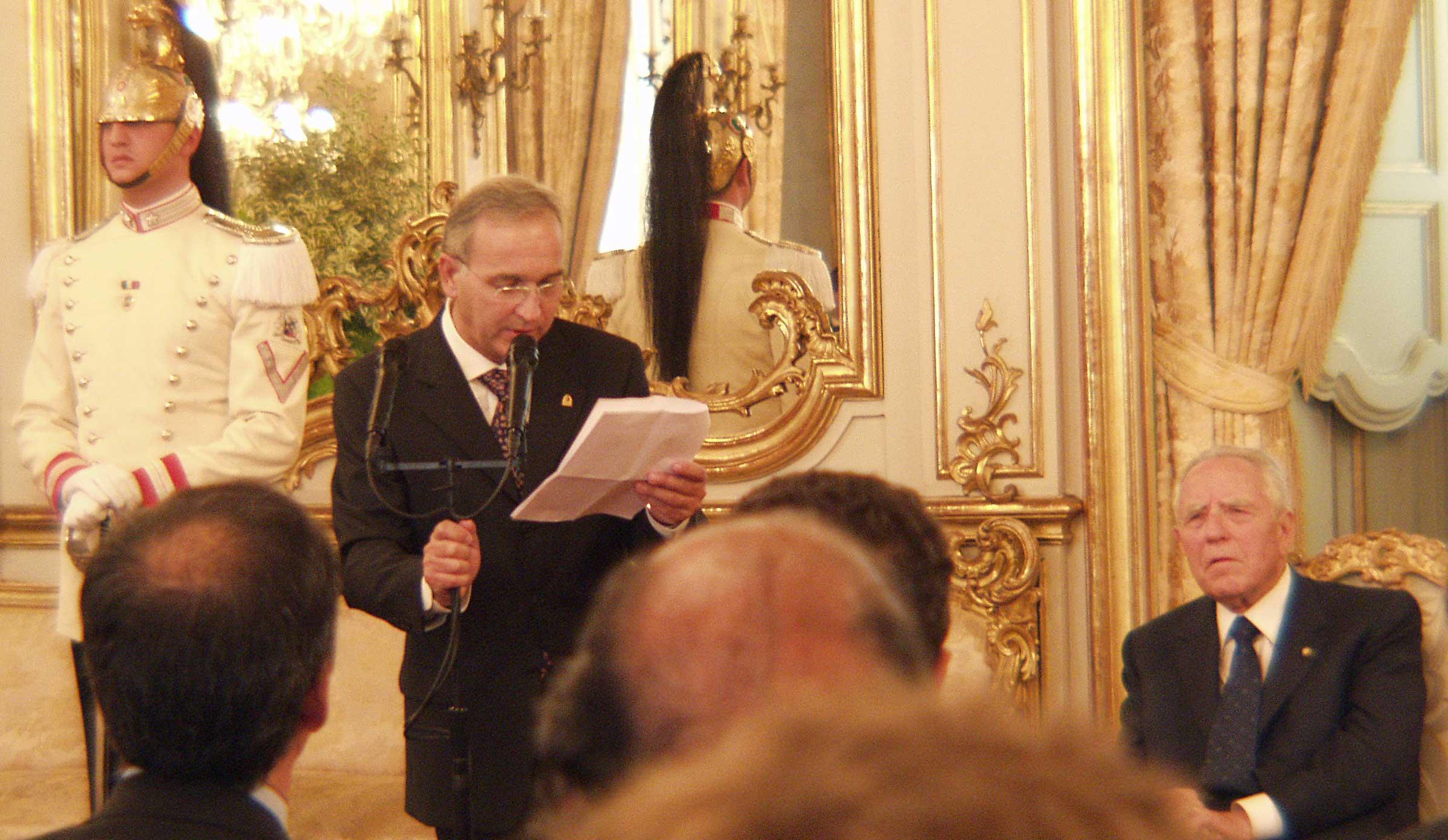 Cordoglio per la scomparsa di Paolo Saturnini