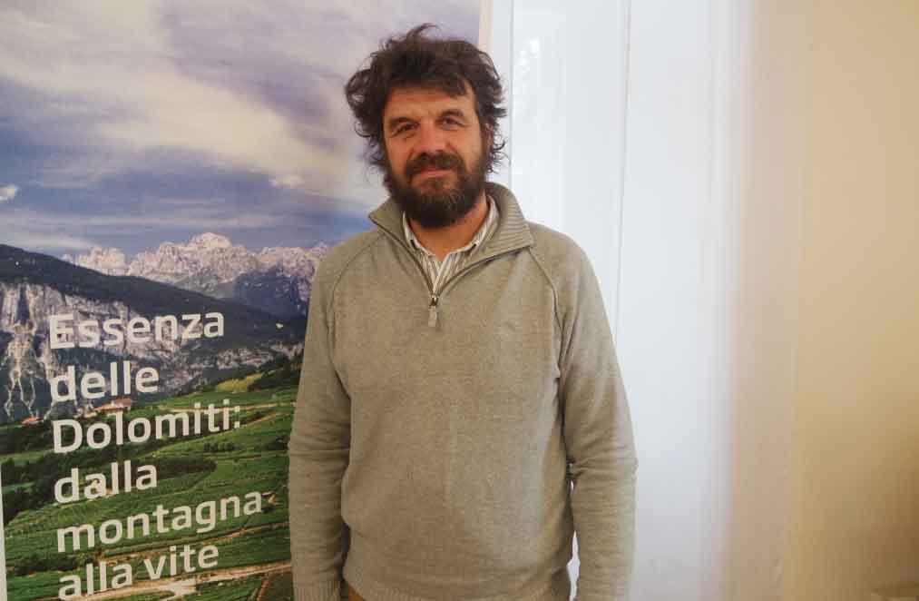 Alessandro Bertagnoli è il nuovo Presidente del Consorzio Vini Trentino