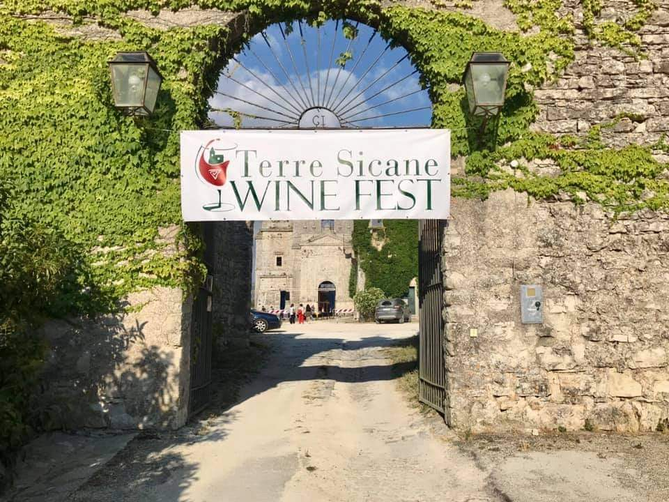 Terre Sicane Wine Fest