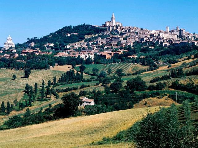Diamo il benvenuto a Todi