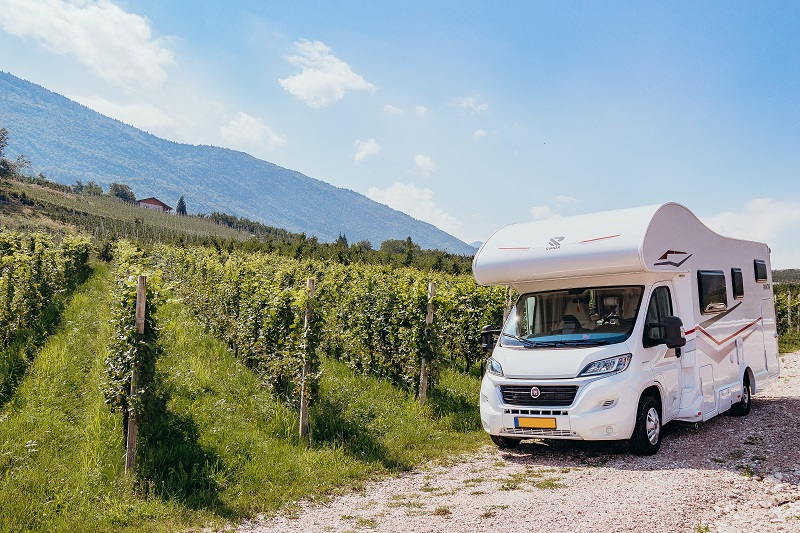 Camper Friendly delle Donne del Vino