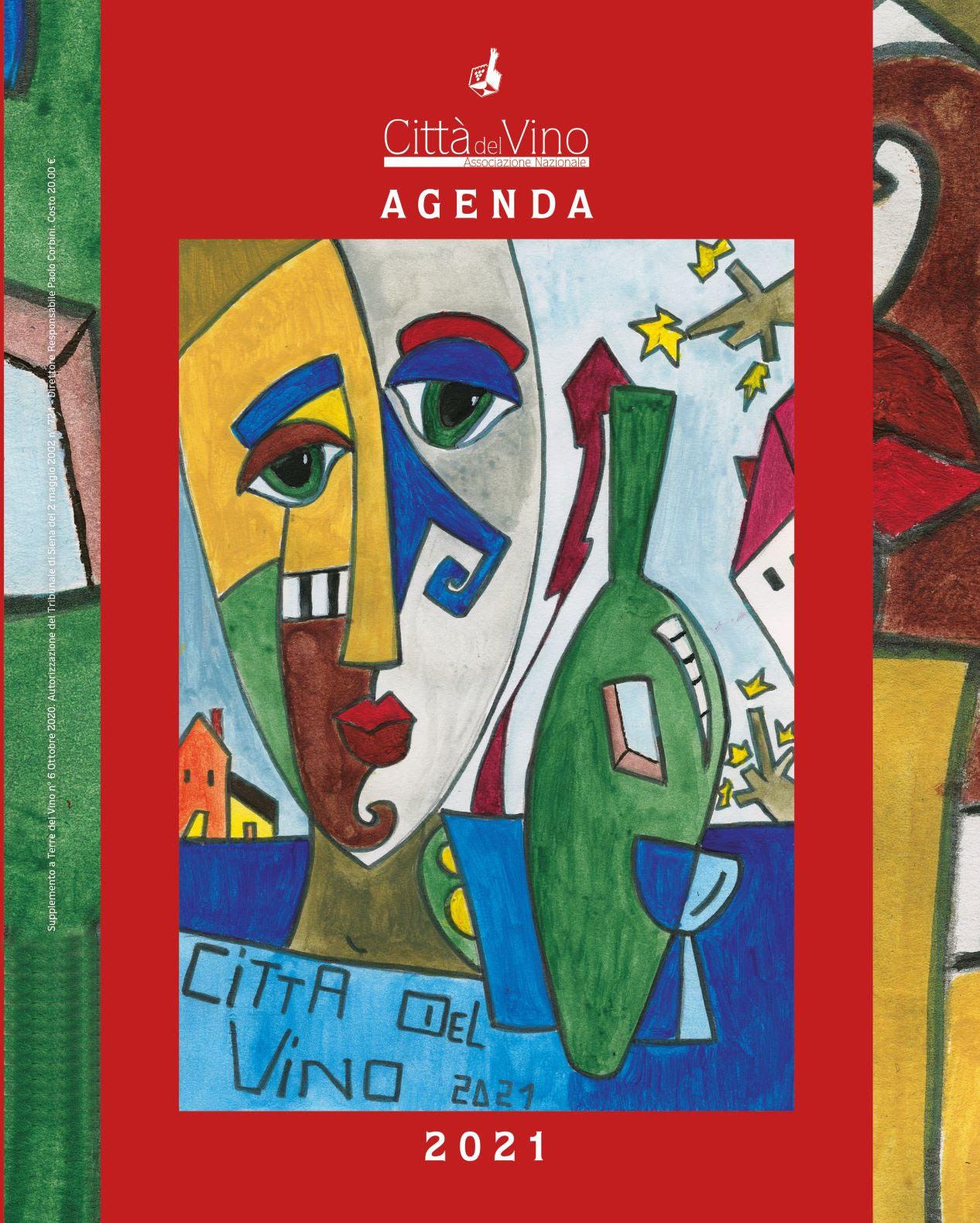 Acquista l'Agenda delle Città del Vino