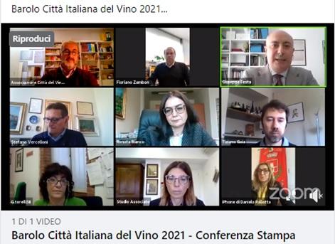 Smart tasting al Corso di Wine Business Università di Salerno