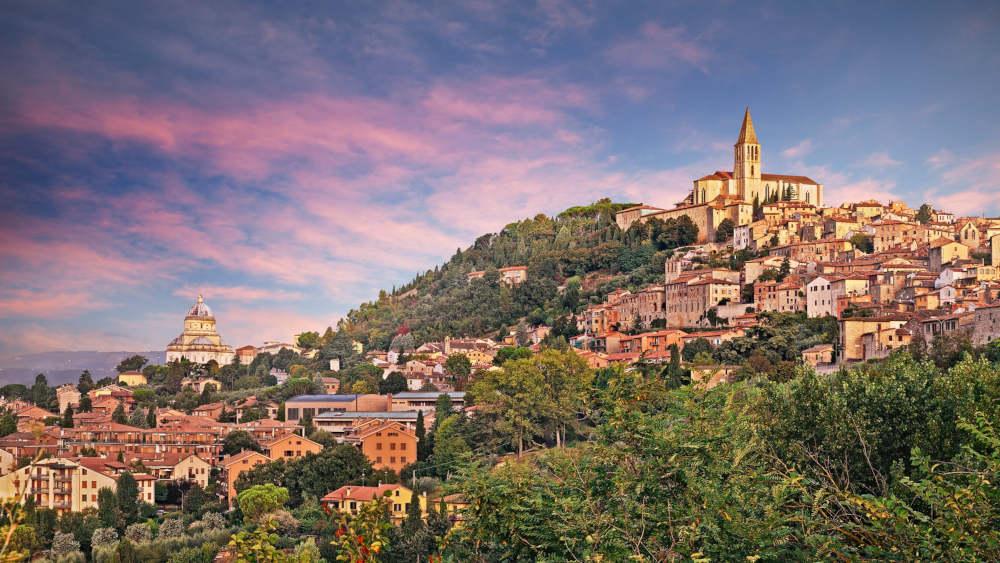 Todi, eccellenza nel cuore dell'Umbria