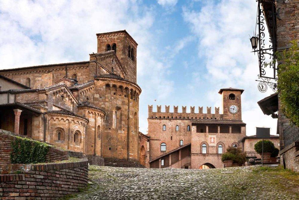 Scopri il borgo di Castell'Arquato