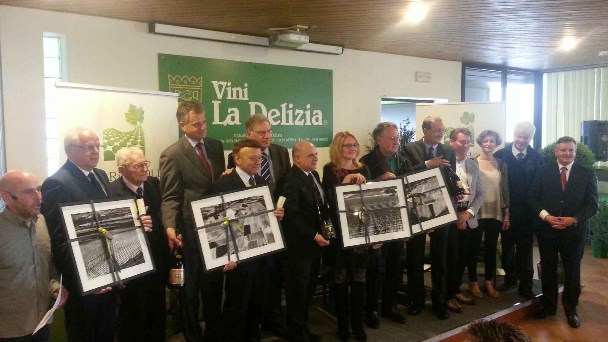 Filari di Bolle: i vincitori della prima selezione degli spumanti del Friuli Venezia Giulia