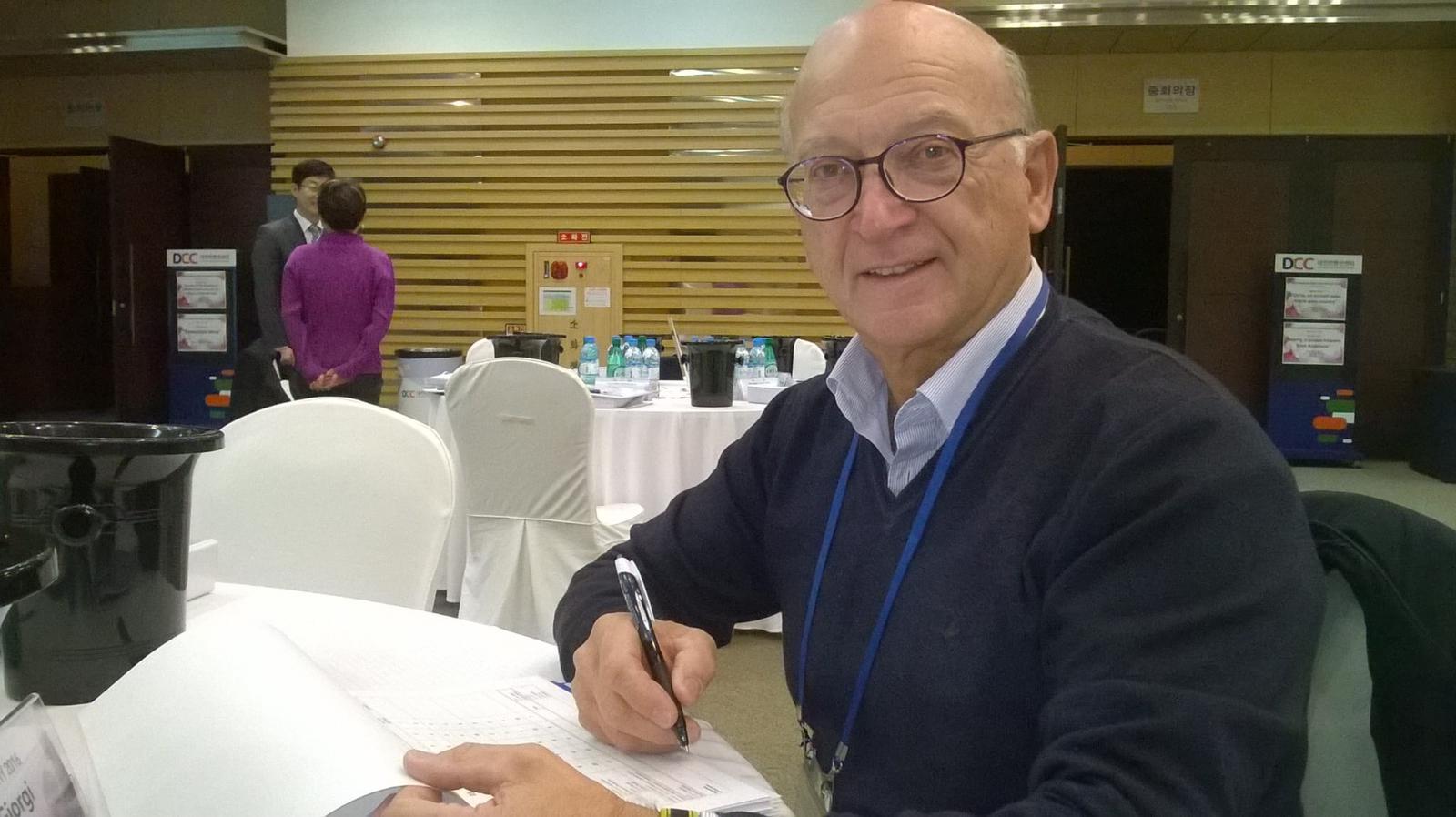 Enzo Giorgi alla guida del Coordinamento Città del Vino Liguria