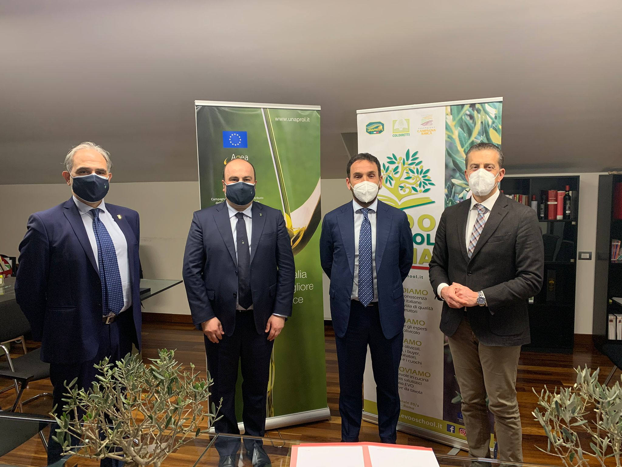 Osservatorio sulla valorizzazione turistica dell'olio extravergine di oliva