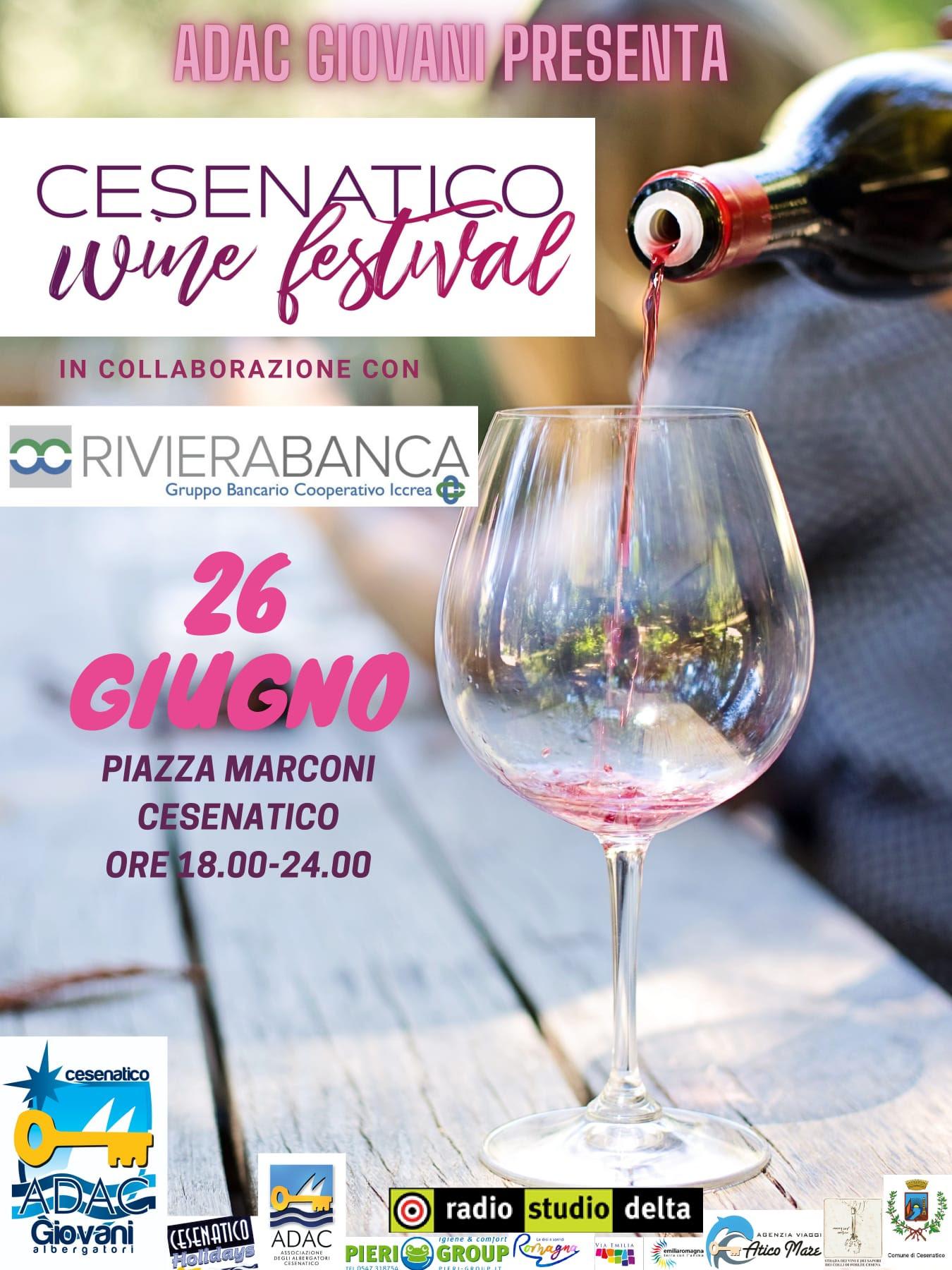 Cesenatico Winefestival