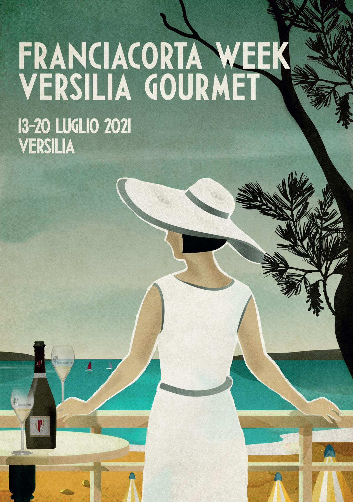 Franciacorta Week in Versilia