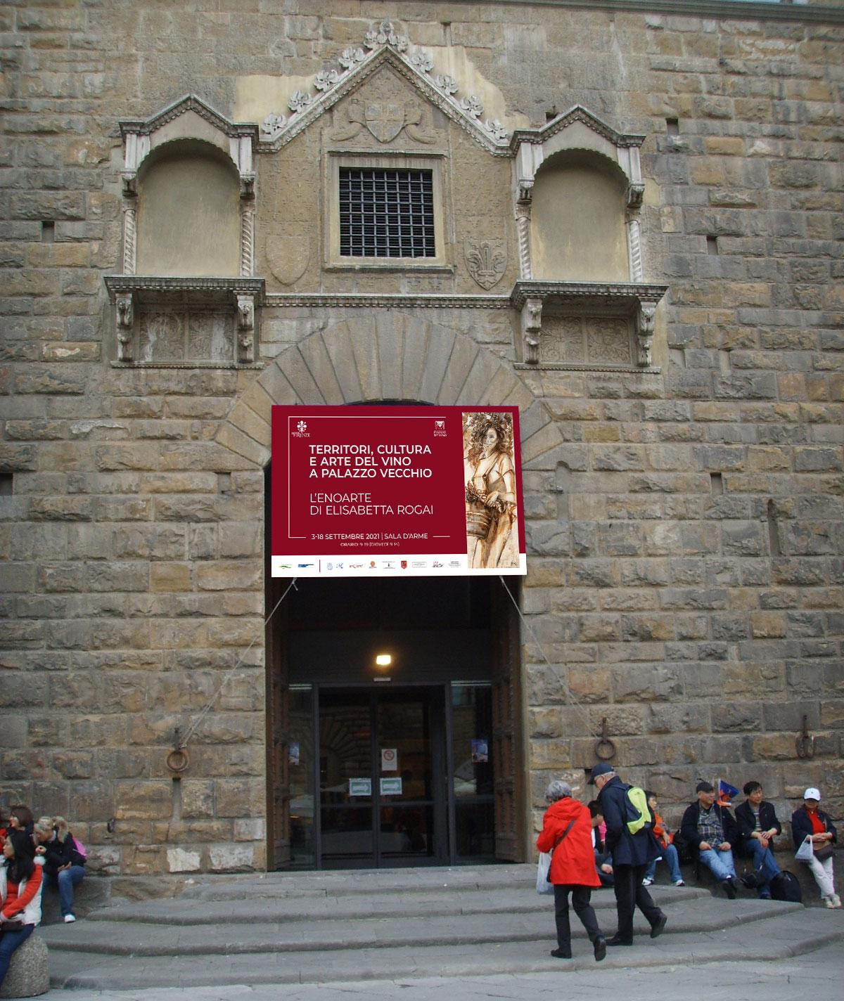 Donne del Vino a Firenze: Territori, cultura e arte del vino a Palazzo Vecchio