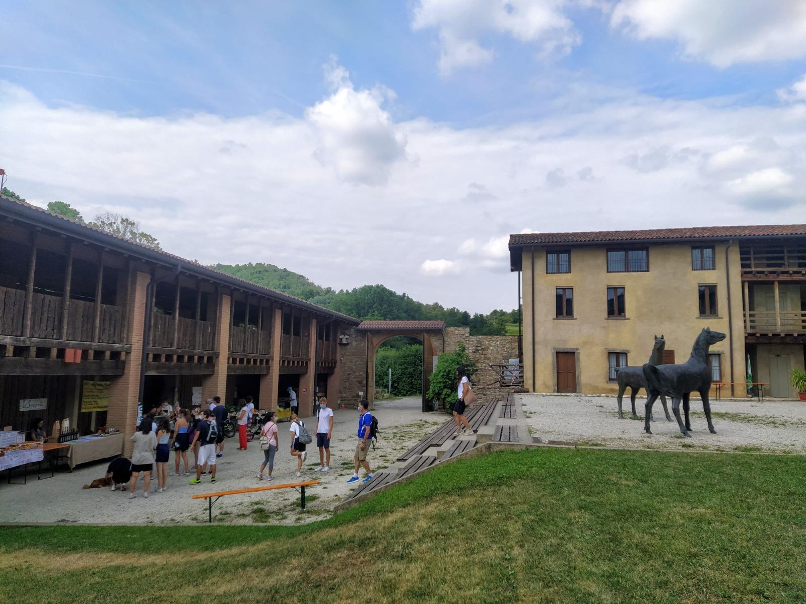 Seminario Veronelli: nuova partnership con il Parco dei Colli di Bergamo