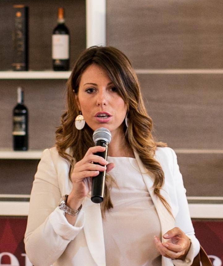 Daniela Settimi Vice Sindaco di Montefalco confermata alla guida delle Città del Vino dell'Umbria