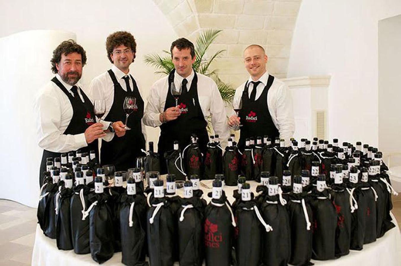 Radici del Sud, l'orgoglio dei vitigni autoctoni del Mezzogiorno