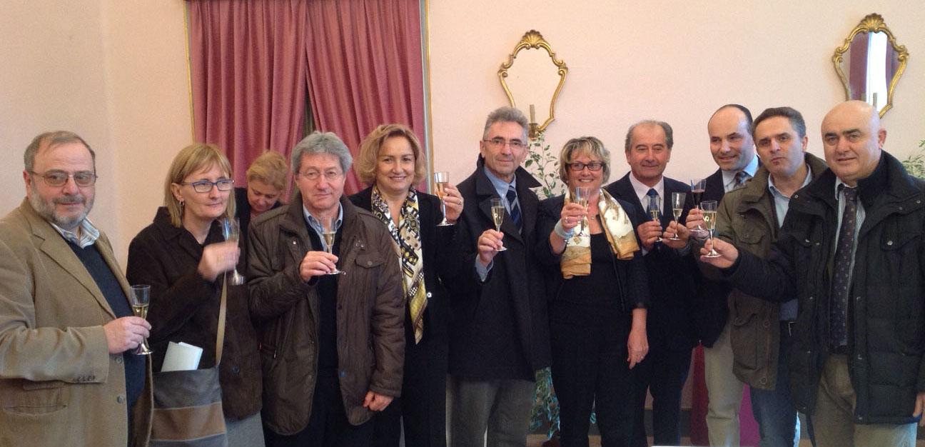 Cevico: pubblico e privato assieme per produrre vino di qualità
