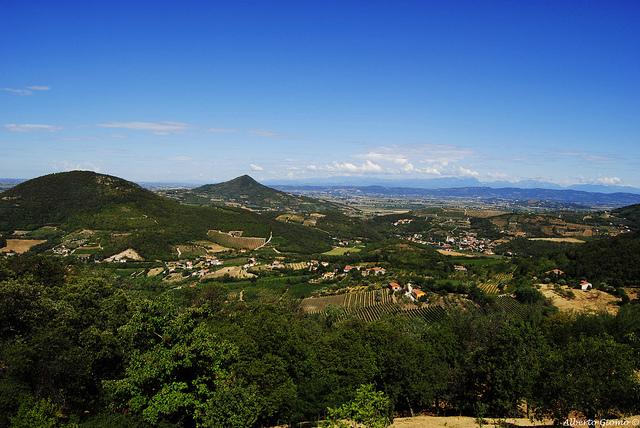Calici di Stelle a Baone, a Villa Beatrice d'Este sul Monte Gemola