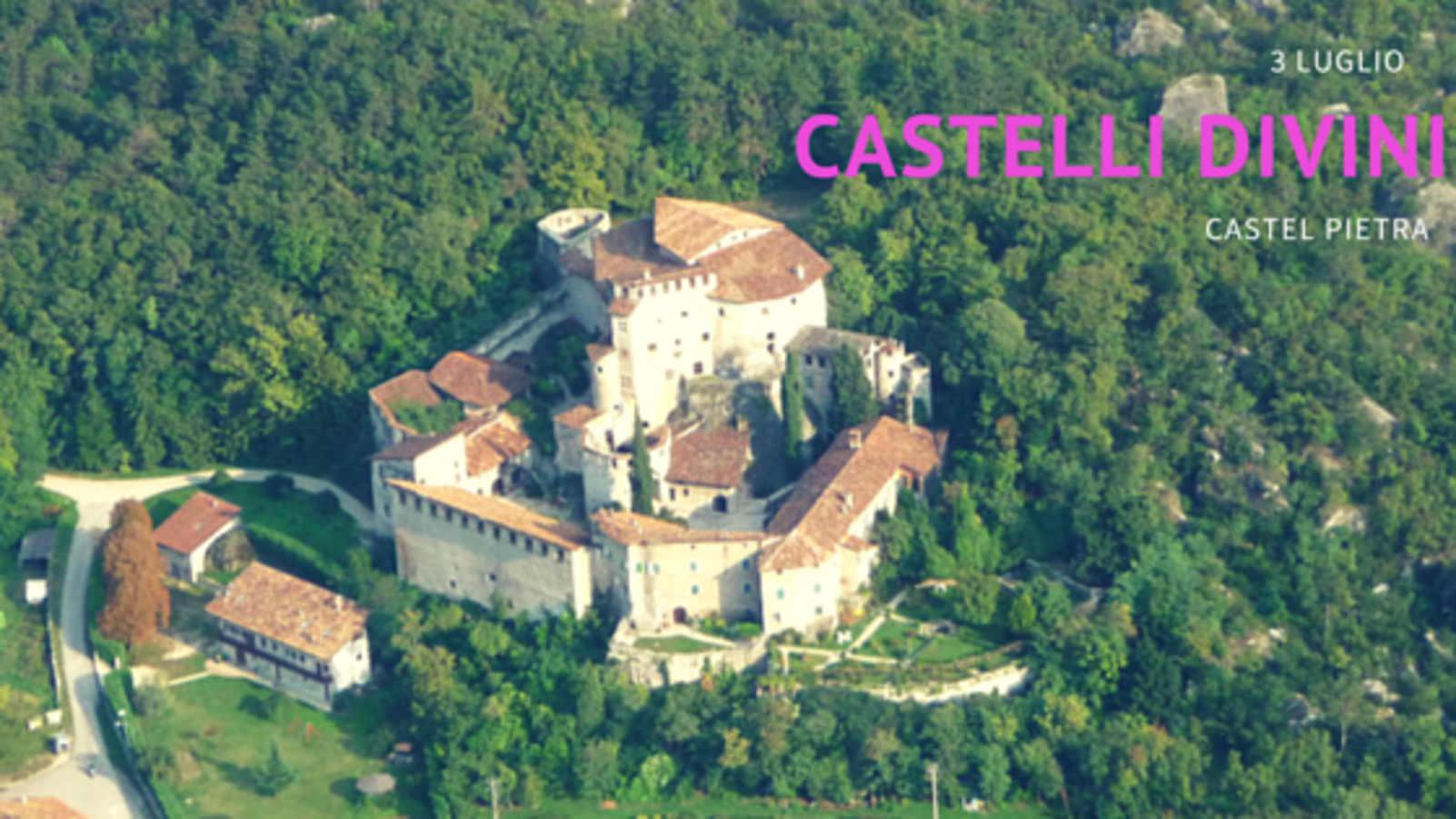 Trentino: al via Castelli diVini