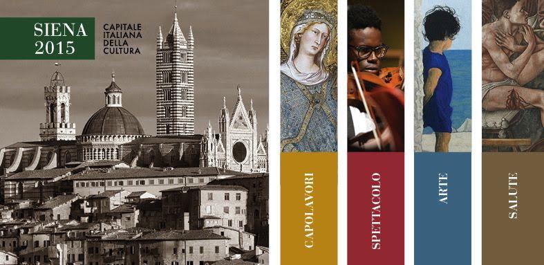 Siena capitale italiana della cultura 2015, il programma