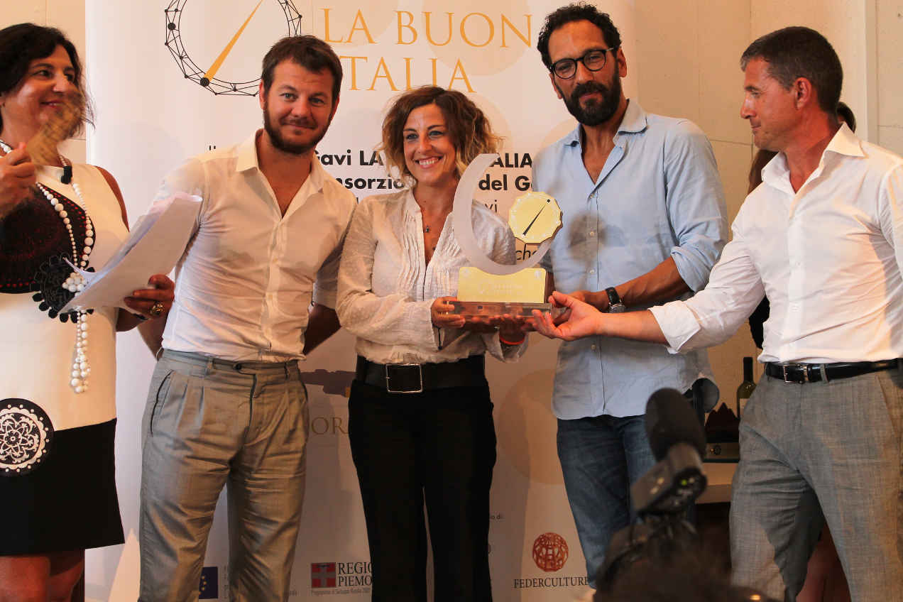 Premio Gavi LA BUONA ITALIA 2015