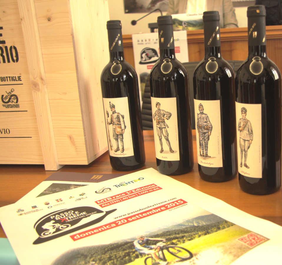 Enantio vino millenario